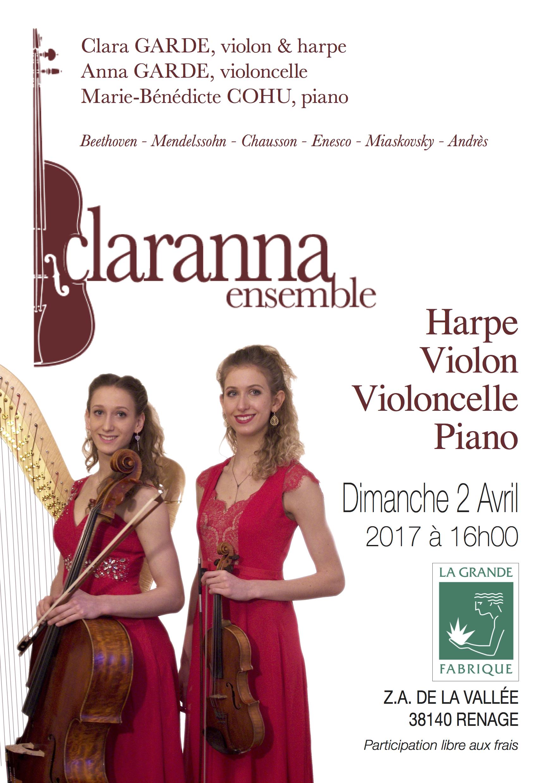 Concert Ensemble Claranna