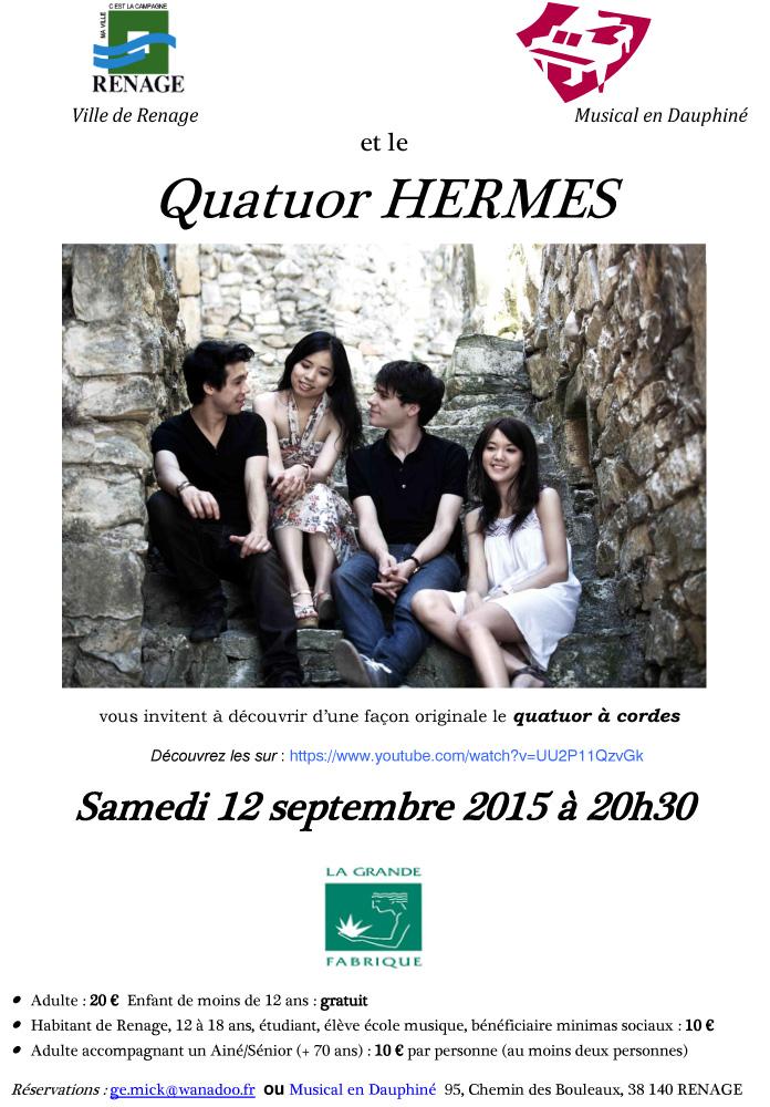 Concert Renage 12 09 15 Format A4 V2