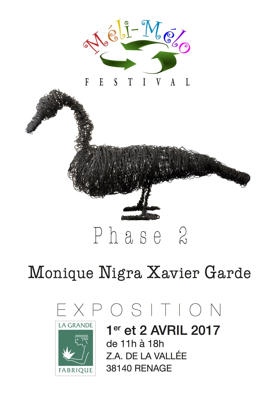 Expo Phase 2 Meli-Mélo Festival