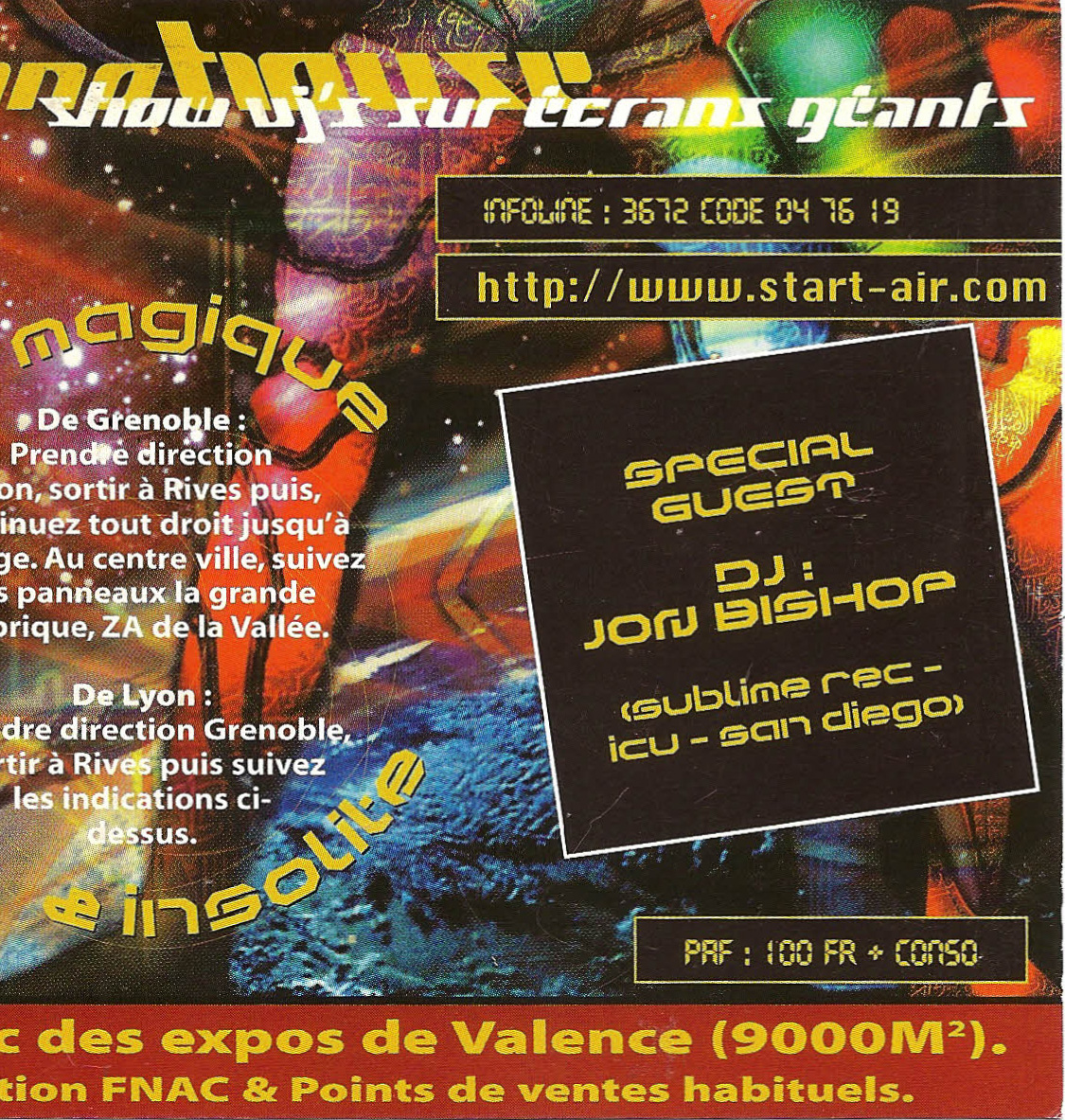 Messe techno 1998-2