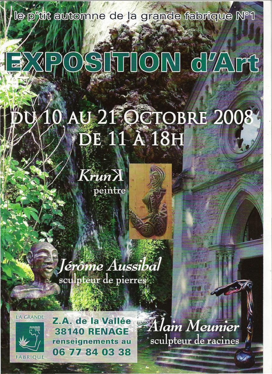 affiche alain 1er p'tit automne
