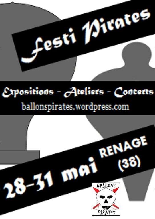 ballons pirates 1