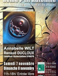 8ème p'tit automne RENAUD DUCLOUX ANNABELLE WILT