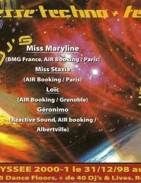 Messe techno 1998-1