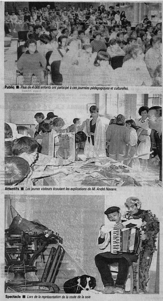 1991 asso départementale musidauphins 2