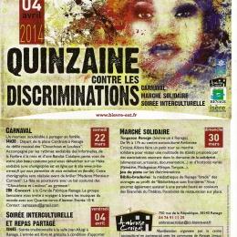 CONCERT SEMAZENS 15zaine contre les discriminations 2014