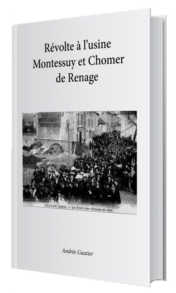 Révolte à l'usine Montessuy et Chomer à Renage